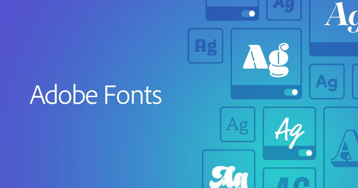 Adobe Fontsをつかってみる