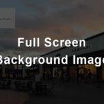 CSSで縦横比を保ったまま背景画像を横幅いっぱいに表示する方法