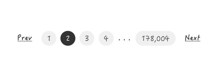 【WordPress】プラグインをつかわずにページネーションを設置する方法